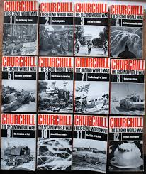 churchil second world war series