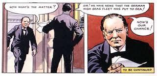 צ'רצ'יל קומיקס 2