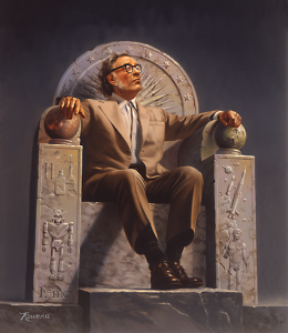 isaac_asimov_on_throne-via-wikipedia