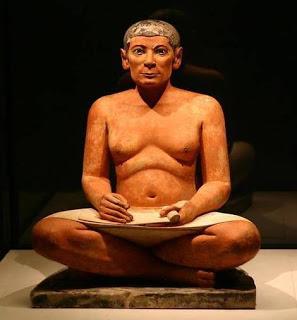ancient writer egypt 2