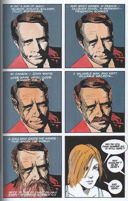 prisoner no 6 comics 2