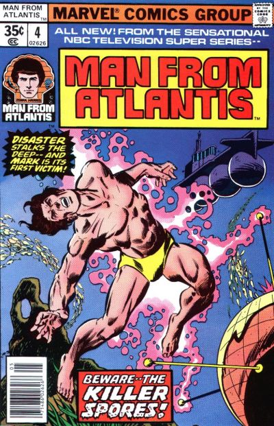 man from atlantis no 4