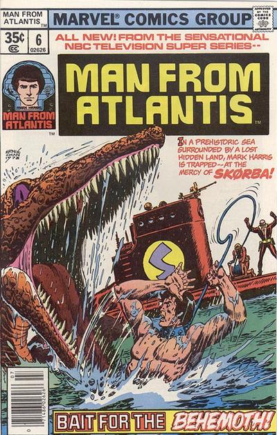 man from atlantis no 6