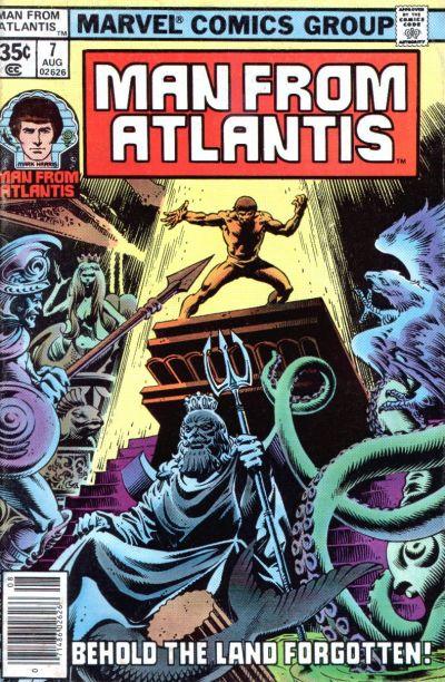 man from atlantis no 7