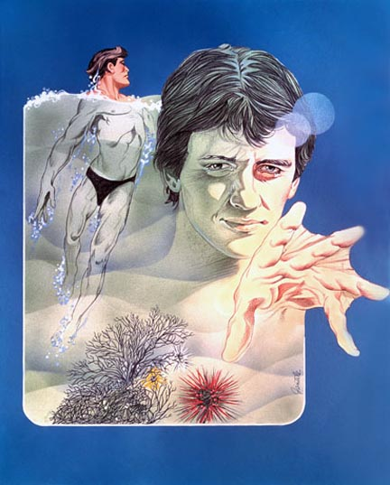 man from atlantis promo art