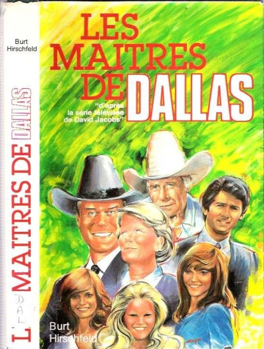 dallas book french