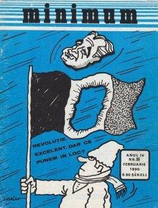 drian caricature minimum