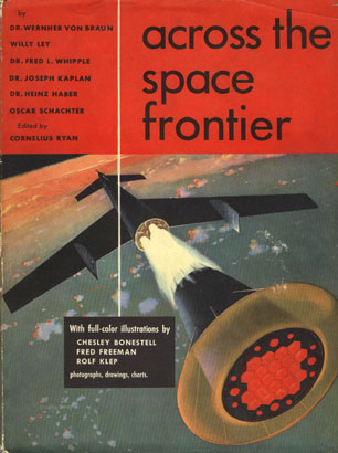 Across-the-space-frontier