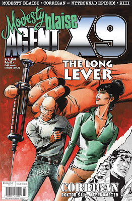 Agent-x-9-The Long Lever_Cover