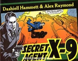 secret agent hammet 0