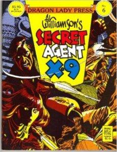secret agent williamson 0