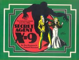 secret agent x 9 1
