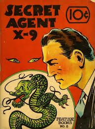 secret agent x 9 2