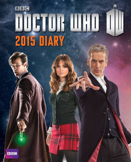 doctor who 2015 diary