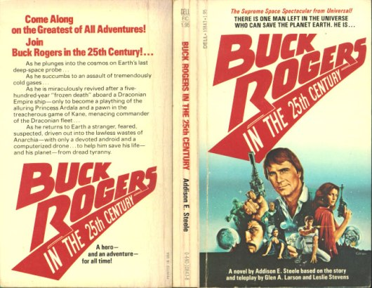 buck rogers book 0