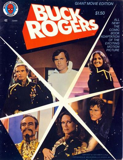buck rogers comics