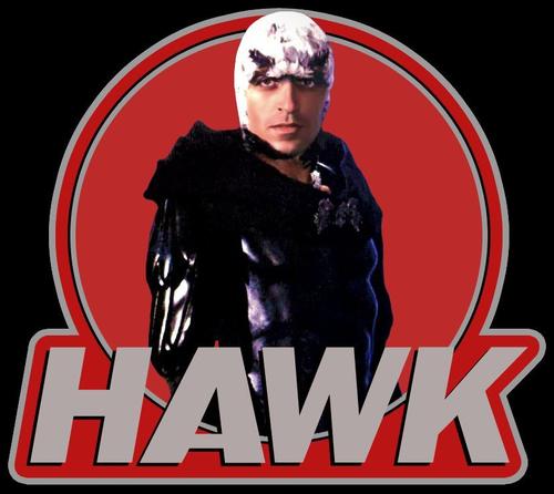 buck rogers hawk