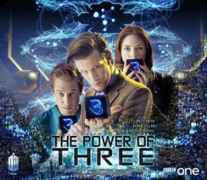 doctor who power of three