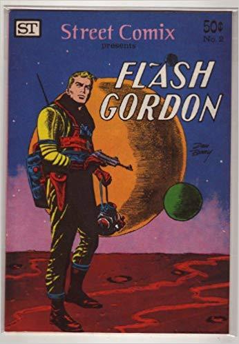 פלאש גורדון במסע בזמן לתרבות הקדומה של מאדים | המולטי יקום של אלי אשד